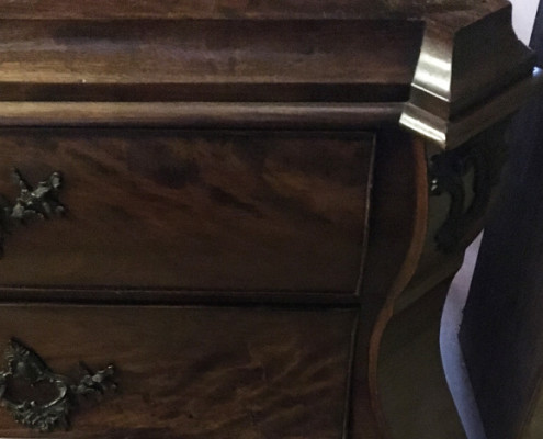 19th Century Continenal Armoire